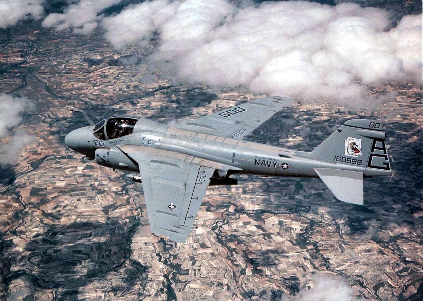 A-6 Intruder -