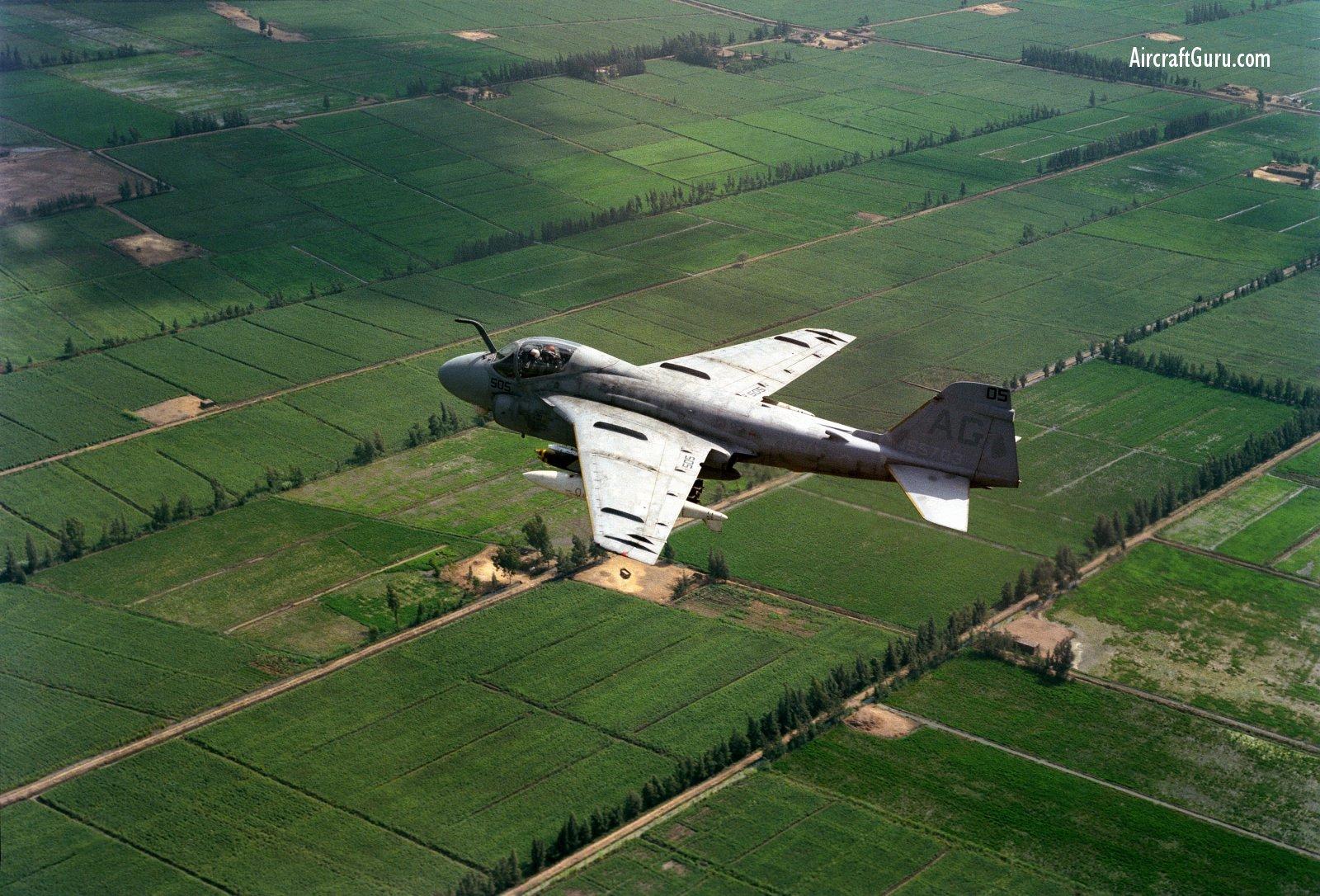 A-6E Intruder -
