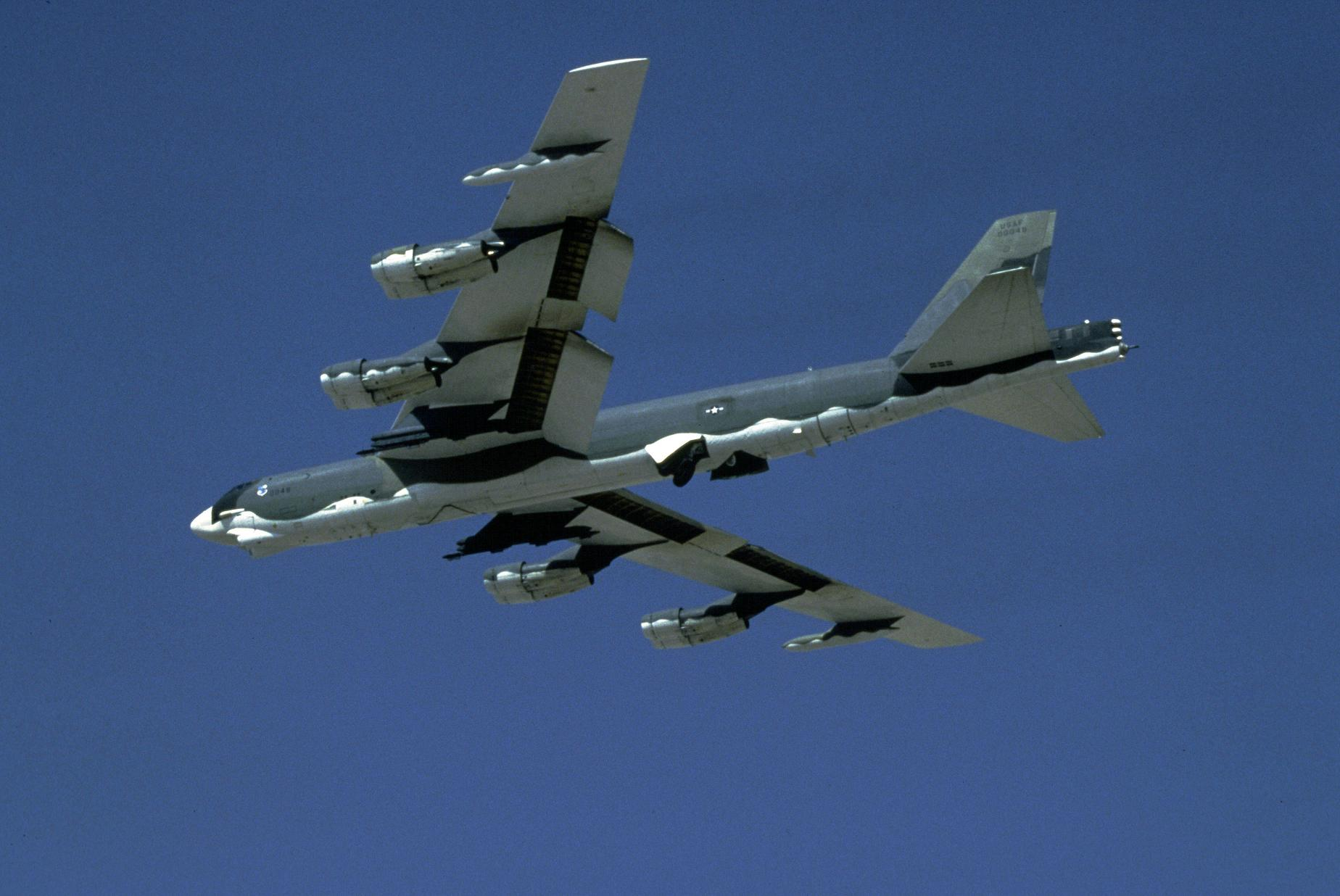 B-52 Stratofortress -