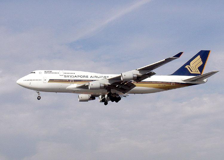 Boeing 747 -