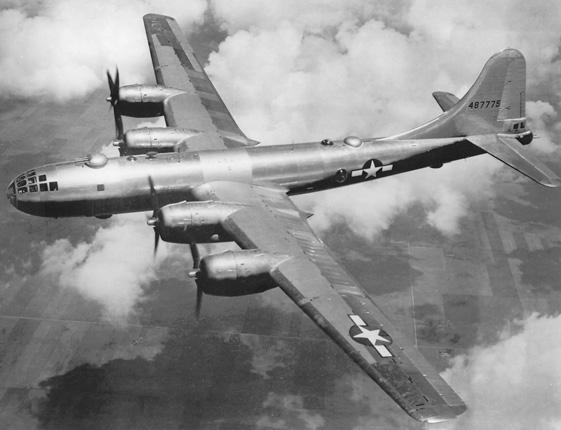 B-29 Superfortress -