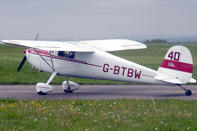 Cessna 120 -