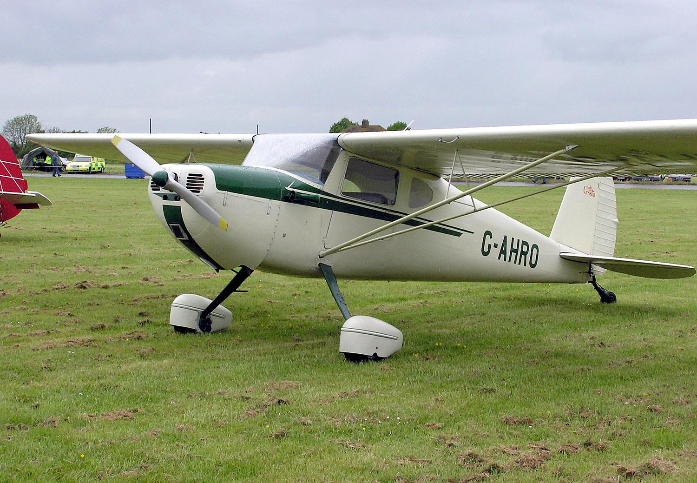 Cessna 140 - A 1946 Cessna 140