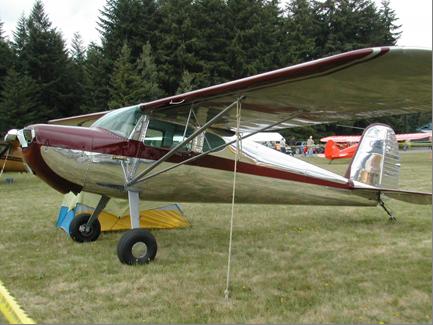 Cessna 140 -