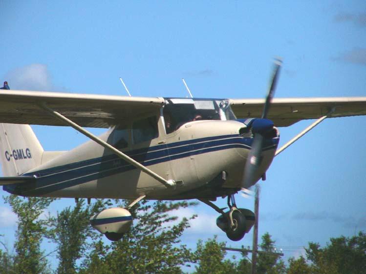 Cessna 175A Skylark -