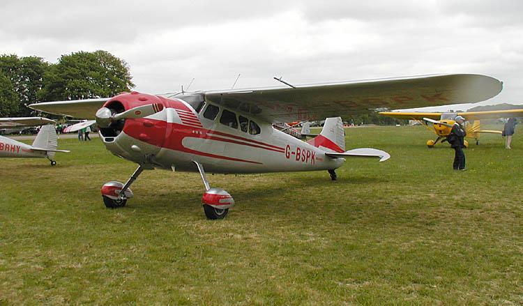 Cessna 195 - 1951 Cessna 195