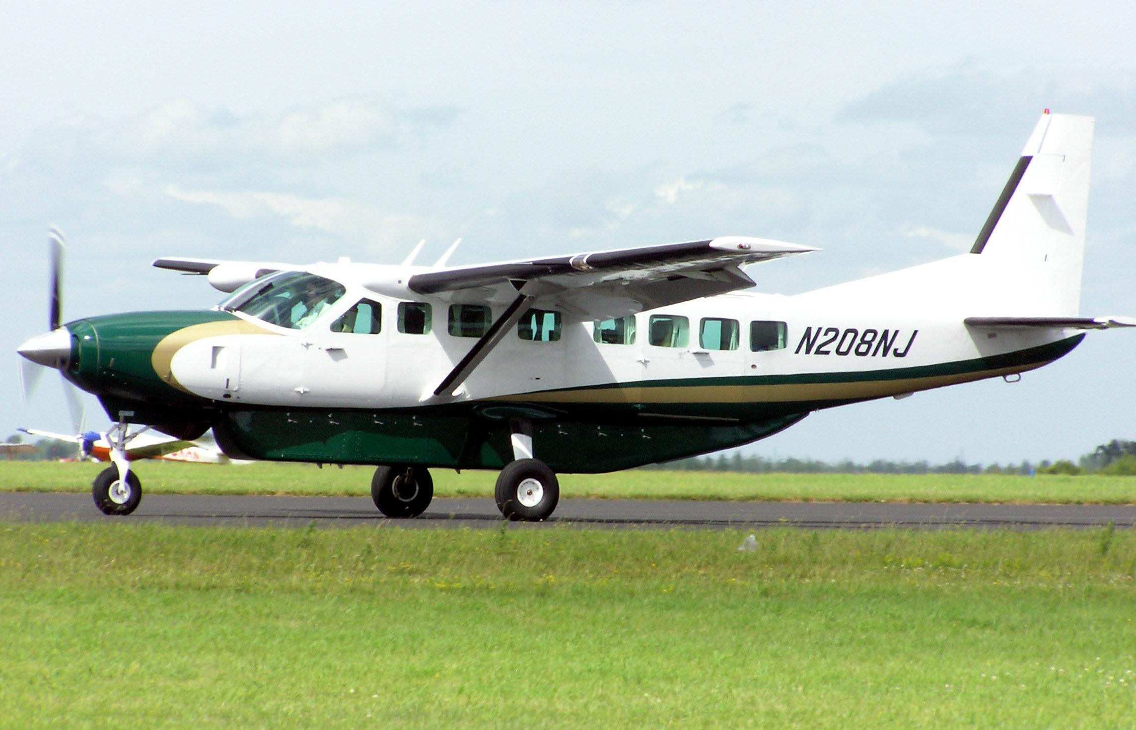 Cessna 208B Caravan -