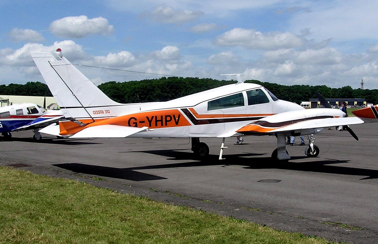 Cessna 310N - 1968 Cessna 310N