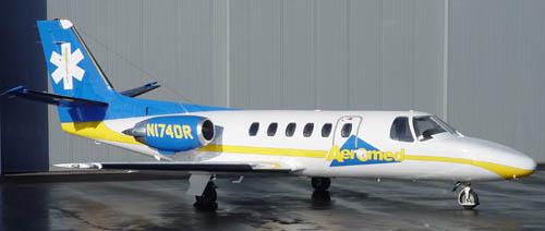 Cessna 550 Citation II -