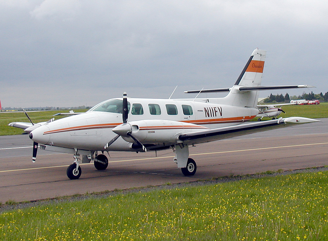 Cessna T303 Crusader -