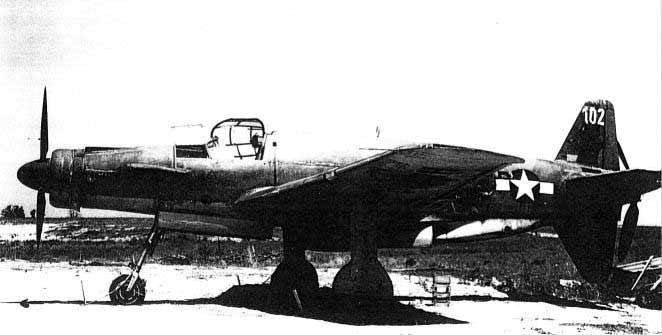 Dornier Do 335 -