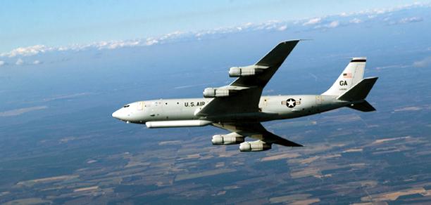 E-8C Joint Stars -