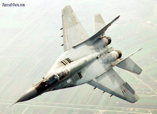 Mikoyan MiG-29 Fulcrum -