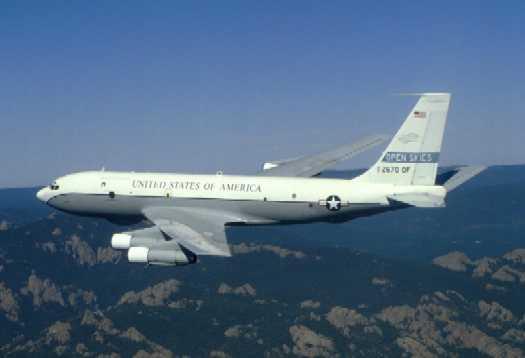 OC-135B Open Skies -
