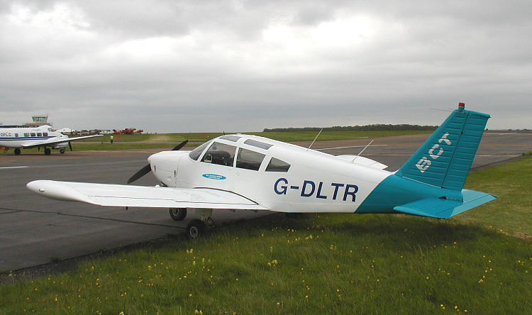 Piper PA-28 Cherokee 180E -