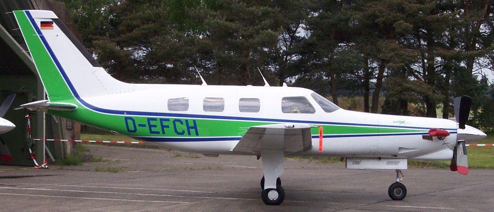 Piper PA-46 310P Malibu -