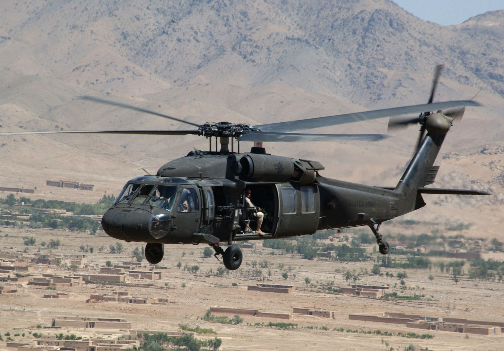 UH-60 Black Hawk -