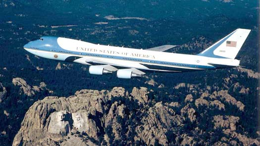 VC-25 Air Force One -