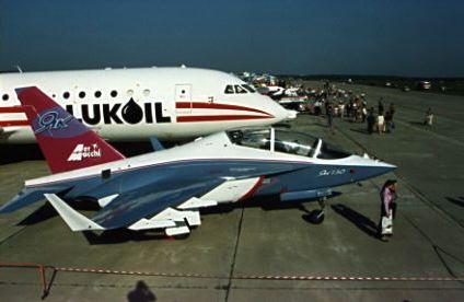 Yakolev Yak-130 -