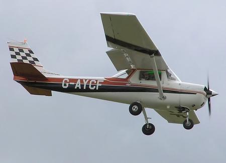 Cessna FA150K - 1970 Cessna FA150K