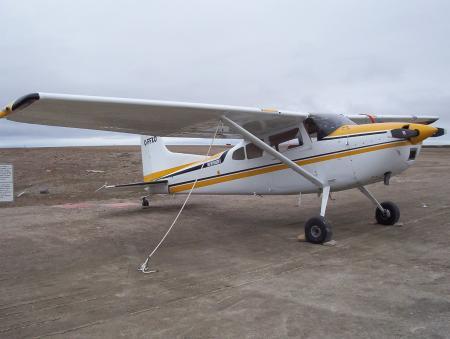 Cessna 185 Skywagon II -