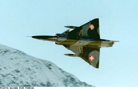 Dassault Mirage III -