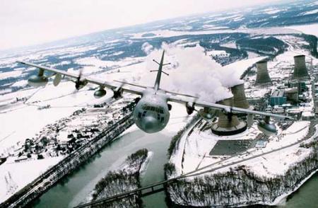 E-130J Commando Solo -