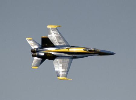F/A-18 Hornet -