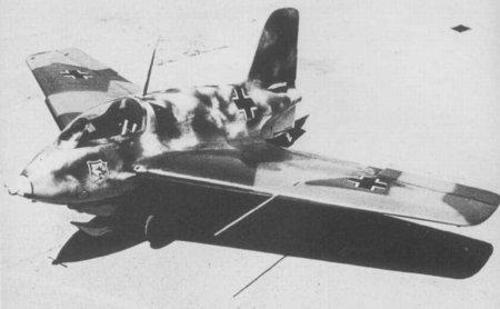 Messerschmitt Me 163 Komet -