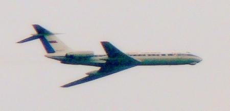 Tupolev Tu-134 -