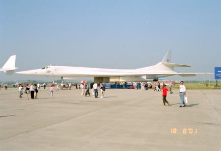 Tupolev Tu-160 -
