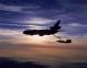 KC-10 Extender - KC-10 Extender refueling an F-22.