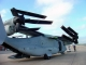 V-22 Osprey - V-22 Osprey in compact storage configuration